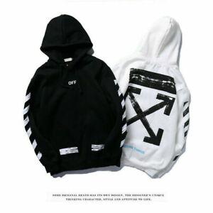 2021 NEW Off White Hoodie Virgil Abloh Pyrex Vision Street Wear Sweatshirt Jumpe