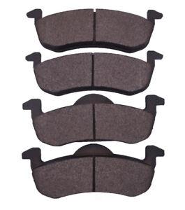 Disc Brake Pad Set-Ceramic Pads Rear Dash 4 Brake CD1279
