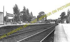 Henbury Railway Station Photo. Avonmouth - Winterbourne. Bristol Area. GWR. (1)