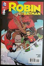 ROBIN SON OF BATMAN #1 (2015) NM