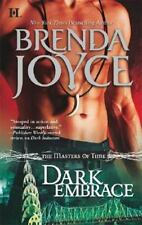 The Masters of Time: Dark Embrace 3 by Brenda Joyce (2008, Paperback)