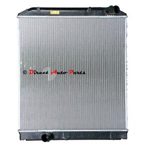 *NEW* RADIATOR for HINO TRUCK 300 / DUTRO XZU J05C-D 2000-on ( 600 x 558 x 32 )