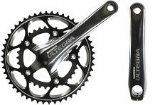 SHIMANO ULTEGRA CHAINSET 170mm ROAD 10SPD DOUBLE 50/34 TEETH WITH BB FC-6650