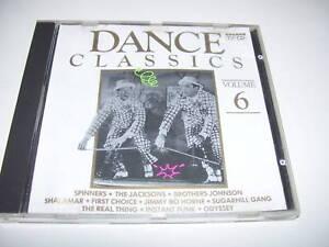Dance classics volume 6 ( arcade cd 1988 netherlands )