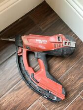 Hilti Gx 120 X 120me Gm40 Fully Automatic Gas Actuated Fastening Gun For Parts
