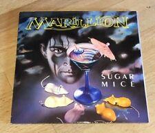 Vintage Marillion 'Sugar Mice' CD single w. sleeve 1987
