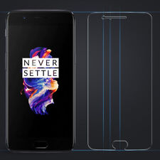 2x Full Screen Anti Exposion Screen Protector film cover For Oneplus 5 1plus5