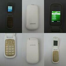 CELLULARE SAMSUNG GT E1270 BIANCO GSM UNLOCKED SIM FREE DEBLOQUE