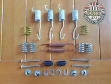 """Jeep Wrangler YJ & TJ Cherokee XJ  9"""" Rear Drum Brake Parts Hardware Spring kit"""