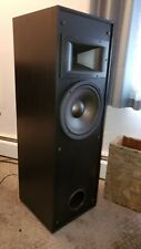 Klipsch KG 4.5 Black Towers; Very Good Condition; Excellent Sound!