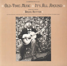 Bruce Hutton - Old-Time Music - It's All Around [New CD]