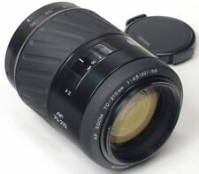 Sony An Auto & Manual Focus Camera Lenses 70-210mm Focal