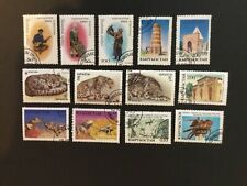 Kazakhstan Mixed stamps X 13 values CTO