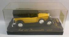 Véhicules miniatures Solido pour Fiat