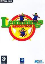 Lemmings Revolution (PC CD)