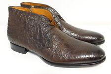 SANTONI Schuhe Boots Stiefel Businessschuhe Gr. 8,5 (42,5) - SONDEREDITION -NEU