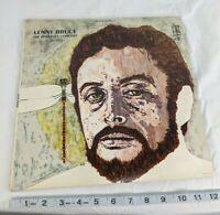 Lenny Bruce The Berkeley Concert 2 Vinyl Record Set Reprise White Label Promo