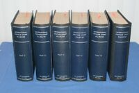 Scott International Blue Albums 1941-1969 Six Volumes BlueLakeStamps #2 Clean!!!