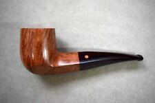 Moretti Pipe High Grade Freehand Cumberland Stem Hand Cut No Reserve