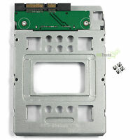 "HP 2.5"" SSD to 3.5"" 654540-001 Converter HDD Bay Bracket Tray for Gen8 G8 N54L"
