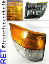 Intermitentes intermitente de luz de posición Hella derecha saab 900 hasta 1987 BJ original