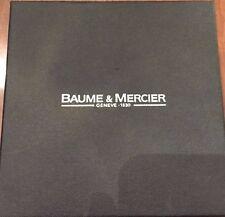 NEW Baume & Mercier Empty Watch Box