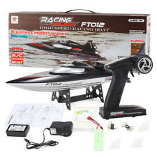 Feilun FT011 2.4G RC Water Cooling Brushless High Speed Remote Control Boat Toys