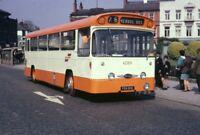 PHOTO Selnec Northern Daimler Fleetline 6089 FEN89E in 1970 on route 76