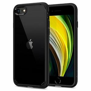 Ultra Clear Hybrid iPhone SE 2020 Case Drop Protection Raised Bezels Cover