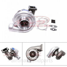 T3/60-1 T3 .70AR Compressor .63AR Exhaust 4 Bolt Flange Big Wheel Turbo Charger