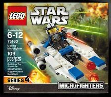 LEGO 75160 Star Wars U-Wing Microfighter Series 4 109 pieces 1 mini figure NEW