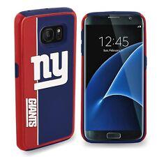 Samsung Galaxy S8 PLUS New York Giants Bold Dual Hybrid 2 Piece Case N
