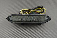 Feu arrière fumé clignotant intégré tail light yamaha YFM700R raptor 700