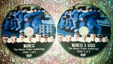 MADNESS & SUGGS The Music Video Anthology 1979-2016 2 DVD Set (USA Region 1)