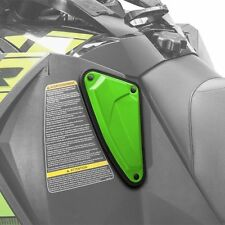 Arctic Cat Snowmobile Green Tank Pads Knee Pads 2012-2017 ZR F XF M 7639-414