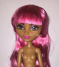 Ever After High Book Party Ginger Breadhouse Nude Girl Doll NEW for OOAK or Play