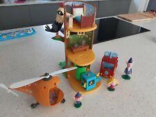 Ben y Holly Elf árbol Adventure Set Figuras y Accesorios