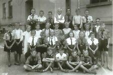 Ww Ii German Photo Bdm Girl Amp Boys