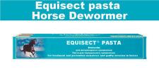 EQUISECT PASTA TUBE HORSE WORMER DEWORMER PARASITES KILLS BOTFLIES 14g /0.49oz