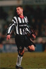 GRIMSBY TOWN HAND SIGNED PAUL GROVES 6X4 PHOTO 2.