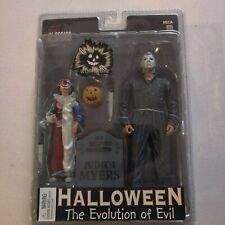 neca Halloween evolution of evil