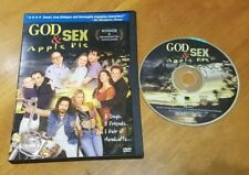 God, Sex & Apple Pie (DVD, 2003) and Paul Leaf film Greg Wrangler Mark Porro OOP