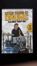 Getting Started on Drums Dvd Tommy Igoe Hal Leonard