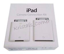 Genuine Apple iPad Camera Connection Kit 2 Piece 30-pin to SD & USB (MC531AM/A)