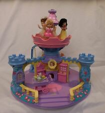 Disney My First Princess 3 n 1 Spin N Surprise Castle Playset with Dolls and Acc