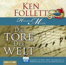 Die Tore der Welt (2011, Ken Follett) Rainer Quade, WDR Rundfunkorch. [CD]