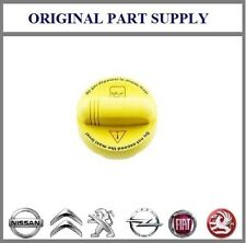 Nissan Juke/Micra/Note/NV200/Qashqai Genuine Engine Oil Filler Cap 1525500Q0B