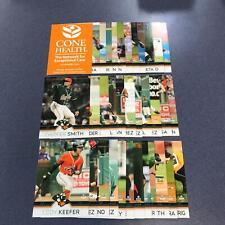 2013 Greensboro Grasshoppers Minor league 35 Card Set Miami Marlins *AY05