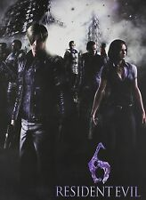 Brand NEW - Resident Evil 6 Limited Edition Strategy Guide Hardcover BradyGames