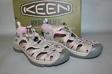 NEW Women's Keen Whisper #1003711 Size 9.5 Medium Supportive Comfort Sandals
